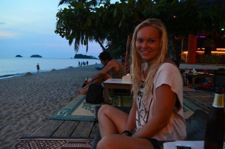 Thailand beach beauty ;)